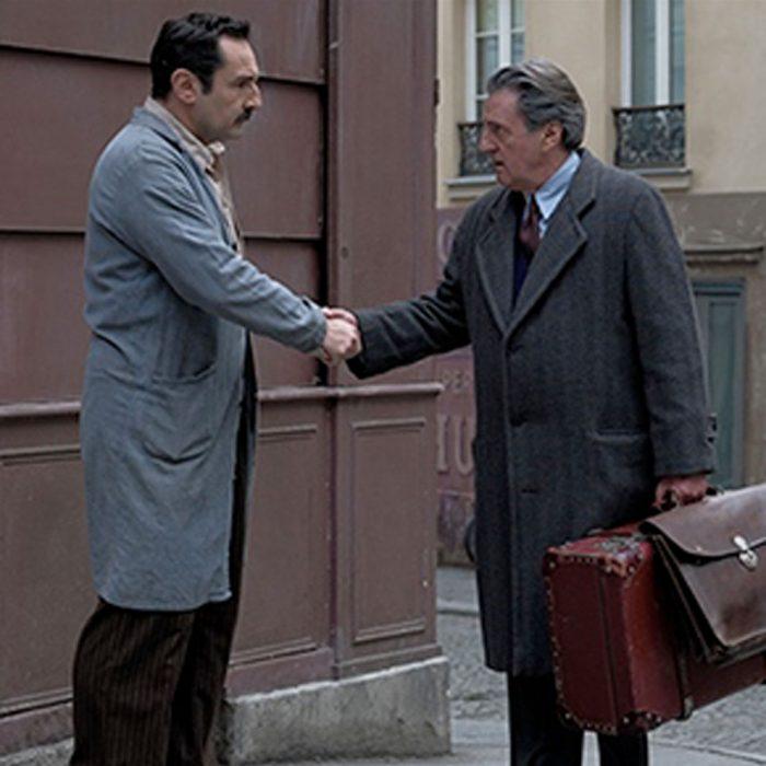 Adieu Monsieur Haffmannde Fred Cavayé
