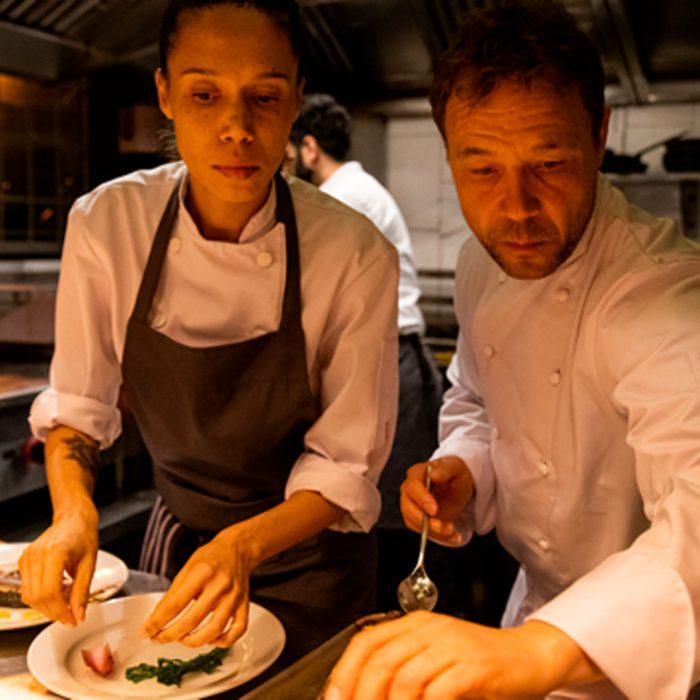 The chefde Philip Barantini