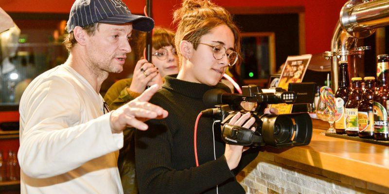 Petites séquences des lycéens au festival du film de Sarlat 2019