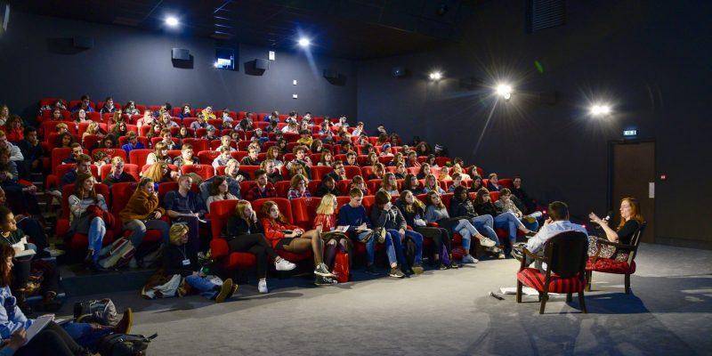 Ateliers au festival du film de Sarlat 2019