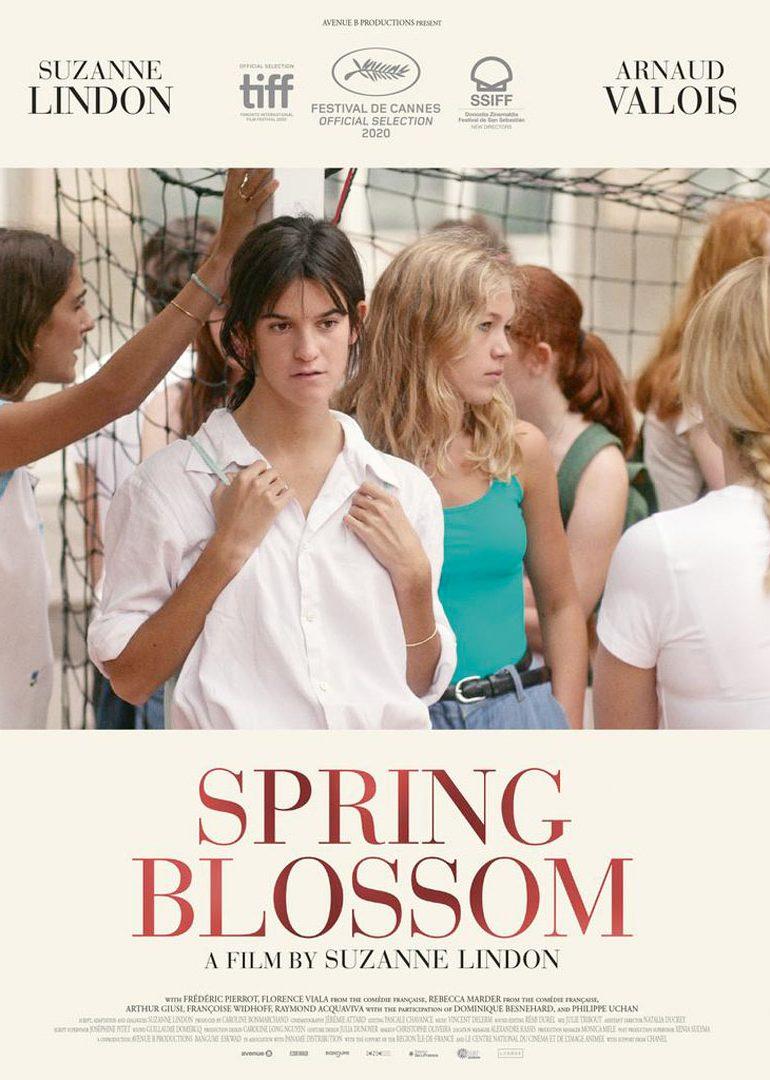 Seize printemps de Suzanne Lindon