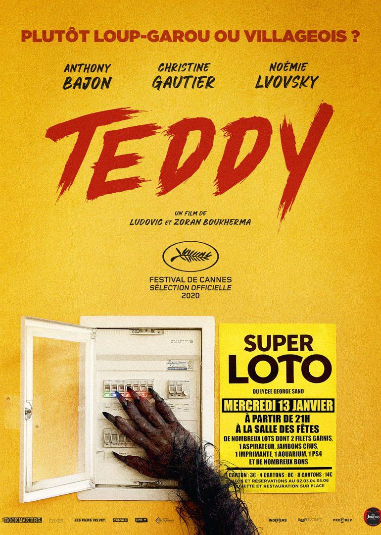 Teddy de Ludovic & Zoran Boukherma